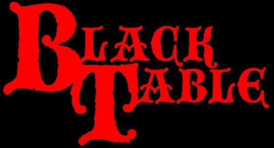 Black Table - Logo