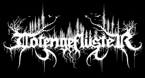 Totengeflüster - Logo