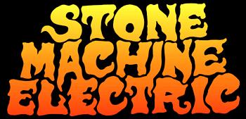 Stone Machine Electric - Logo
