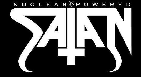 Nuclear Powered Satan - Logo