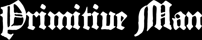 Primitive Man - Logo
