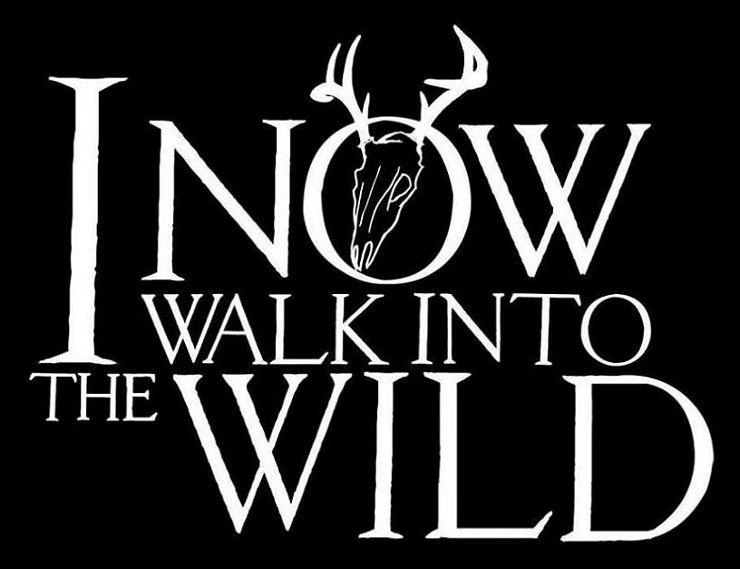 I Now Walk into the Wild - Logo