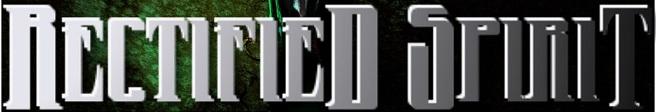 Rectified Spirit - Logo