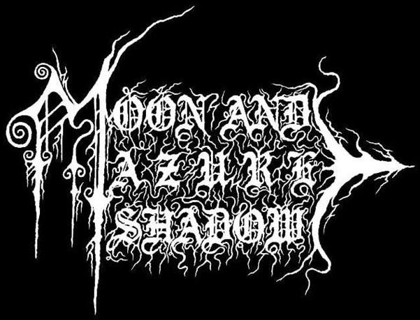 Moon and Azure Shadow - Logo