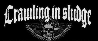 Crawling in Sludge - Logo