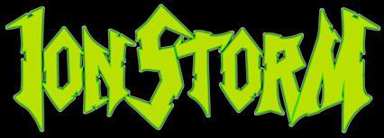 Ion Storm - Logo