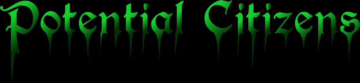 Potential Citizens - Logo