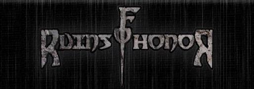 Ruins of Honor - Logo
