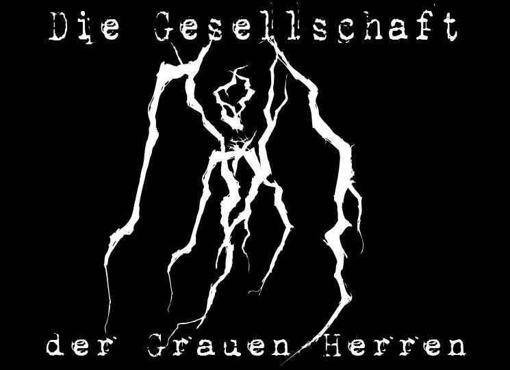 Die Gesellschaft der Grauen Herren - Logo