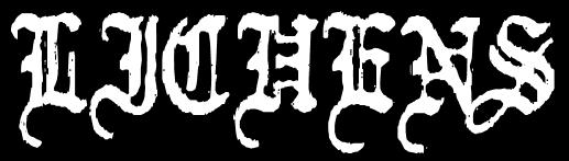 Lichens - Logo