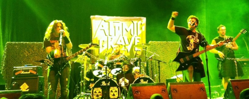 Atomic Grave - Photo