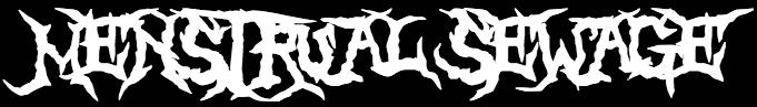 Menstrual Sewage - Logo