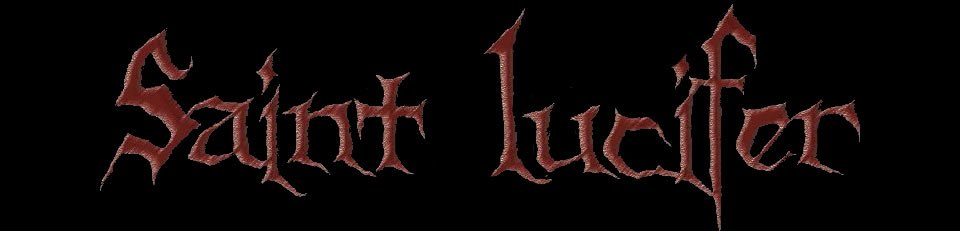 Saint Lucifer - Logo