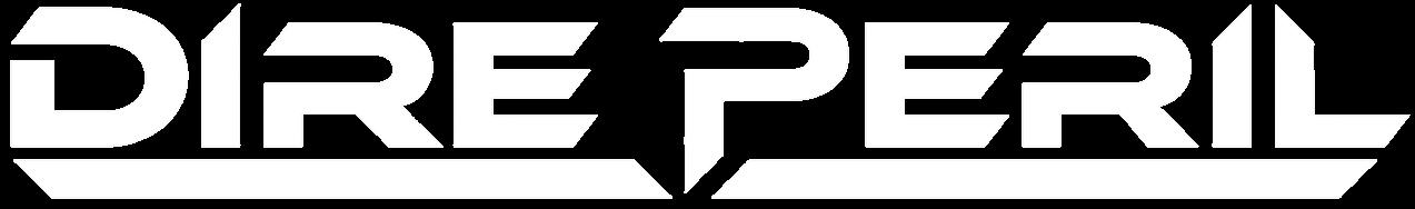 Dire Peril - Logo