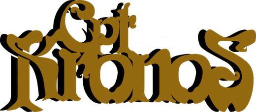 Cpt. Kronos - Logo