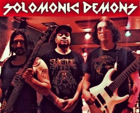 Solomonic Demons - Photo