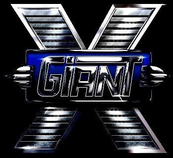 Giant-X - Logo