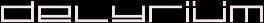 Delyriüm - Logo