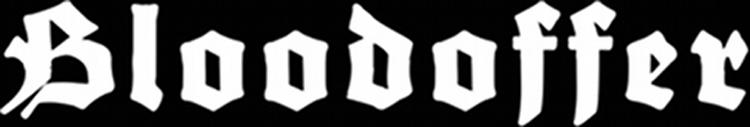 Bloodoffer - Logo