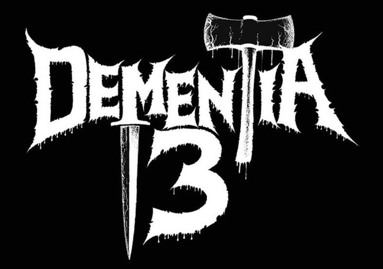Dementia 13 - Logo