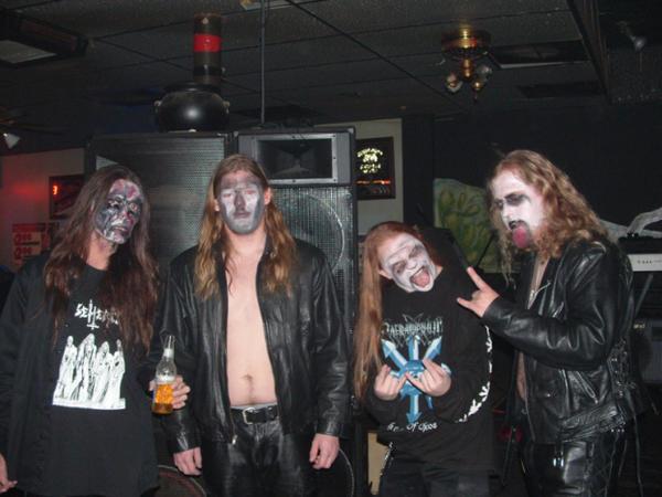 Morbid Anal Fog - Photo