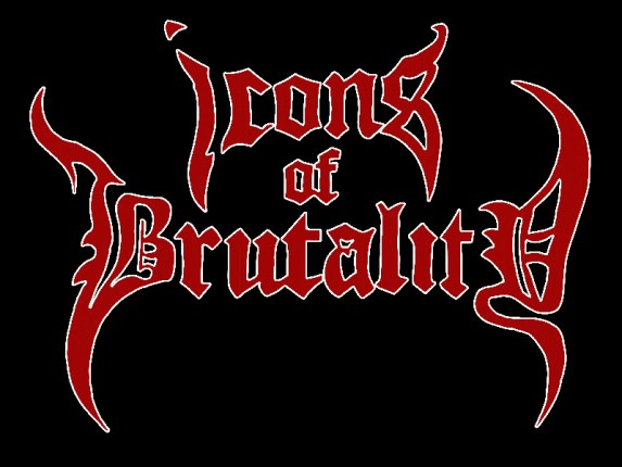 Icons of Brutality - Logo