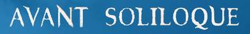 Avant Soliloque - Logo