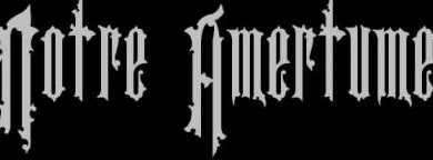 Notre Amertume - Logo