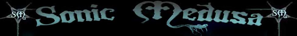 Sonic Medusa - Logo
