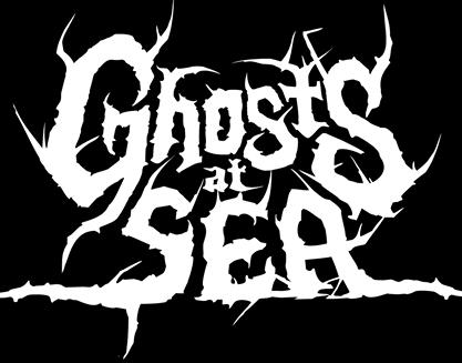 Ghosts at Sea - Logo