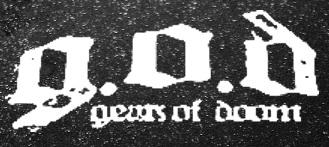 Gears of Doom - Logo
