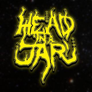 Head in a Jar - Logo