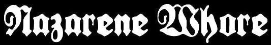 Nazarene Whore - Logo