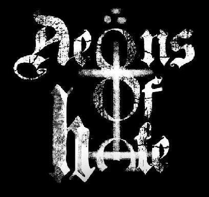 Aeons of Hate - Logo