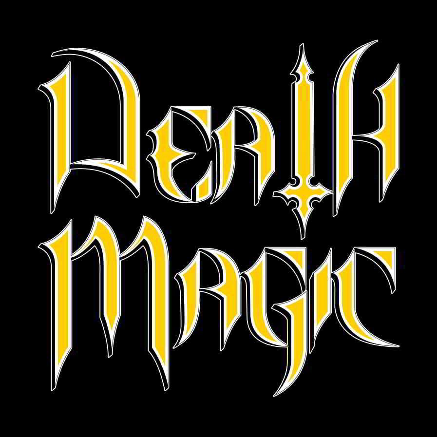 Death Magic - Logo