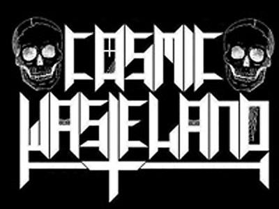 Cosmic Wasteland - Logo