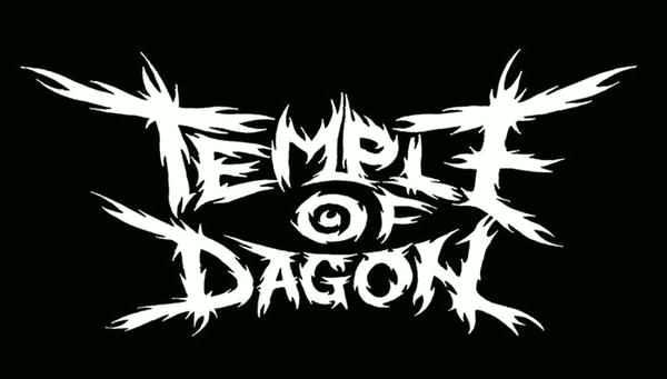 Temple of Dagon - Logo