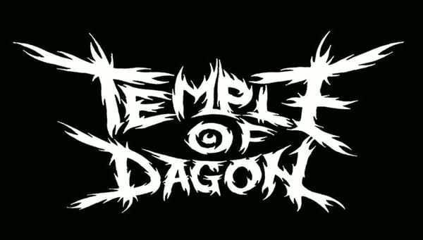 Temple of Dagon - Logo