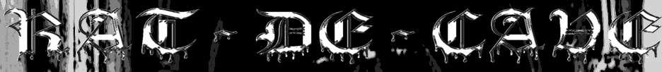 Rat-de-Cave - Logo