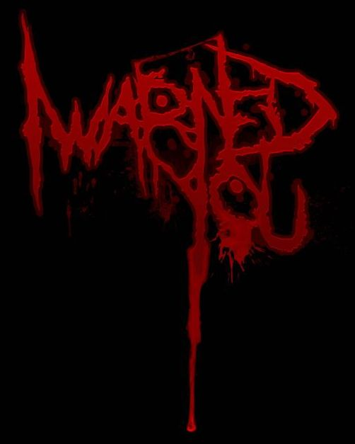 I Warned You - Logo