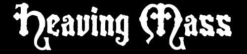 Heaving Mass - Logo