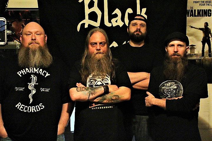 Black Hand Throne - Photo