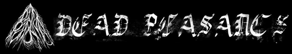 Dead Peasants - Logo