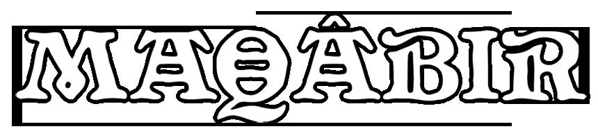 Maqâbir - Logo