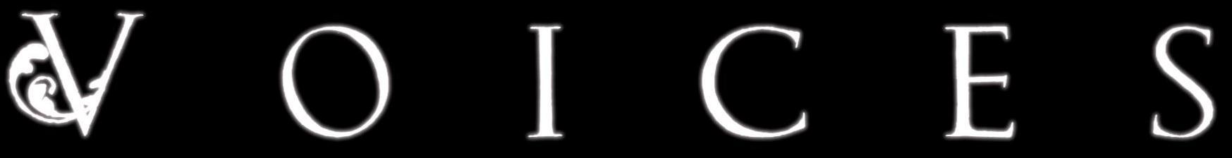 Voices - Logo