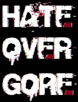 Hate over Gore - Logo