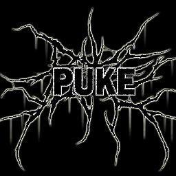 Puke - Logo