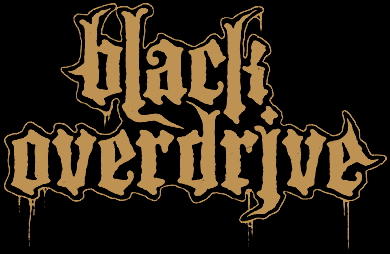 Black Overdrive - Logo