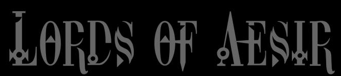 Lords of Aesir - Logo