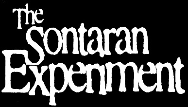 The Sontaran Experiment - Logo